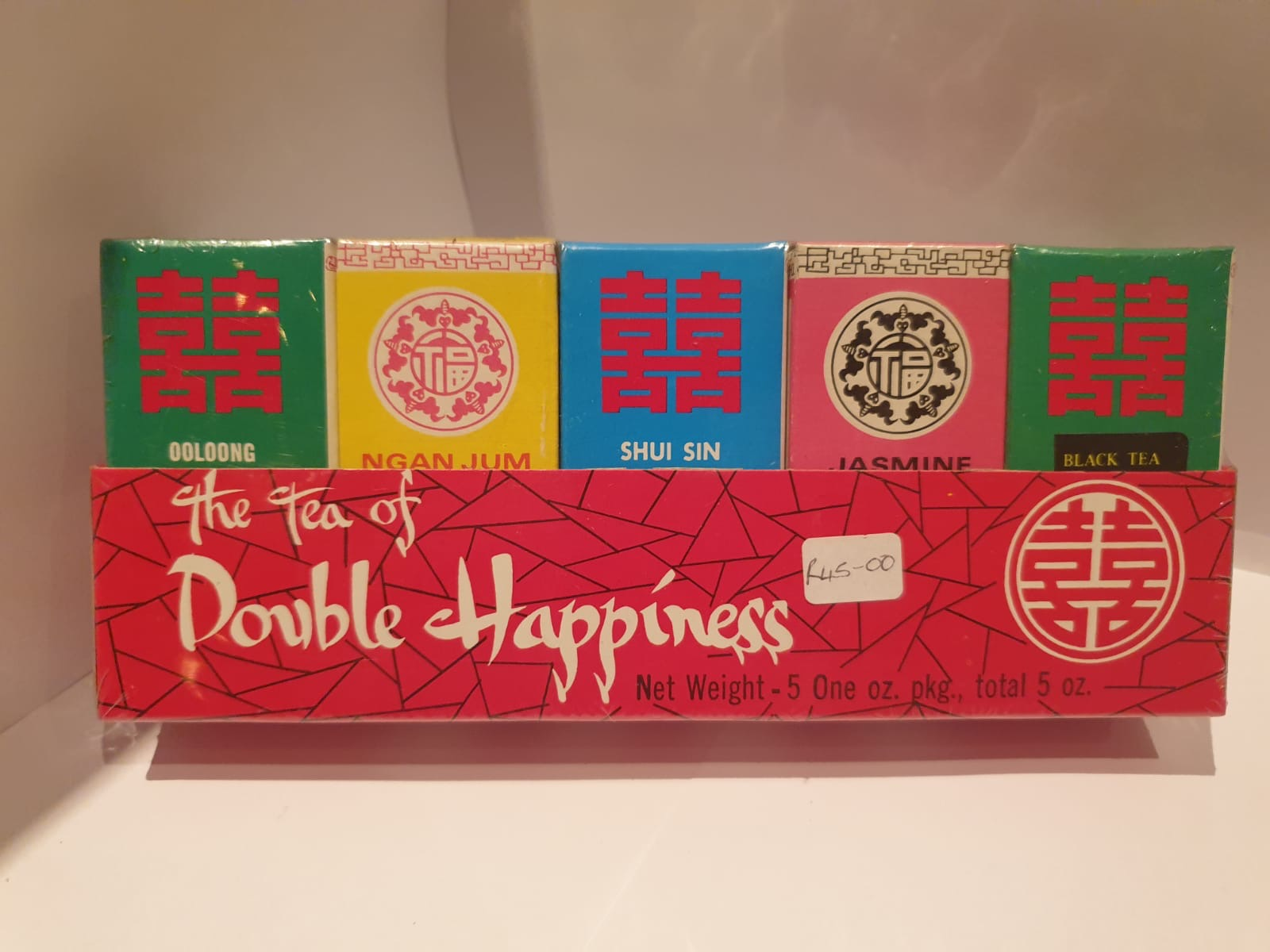 Double Happiness Tea (Set)