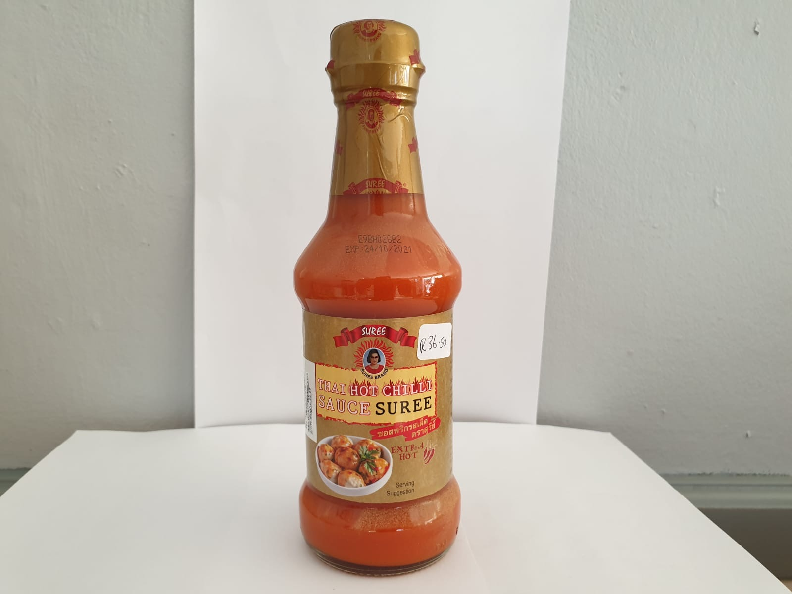 Thai Hot Chilli Sauce (Suree)