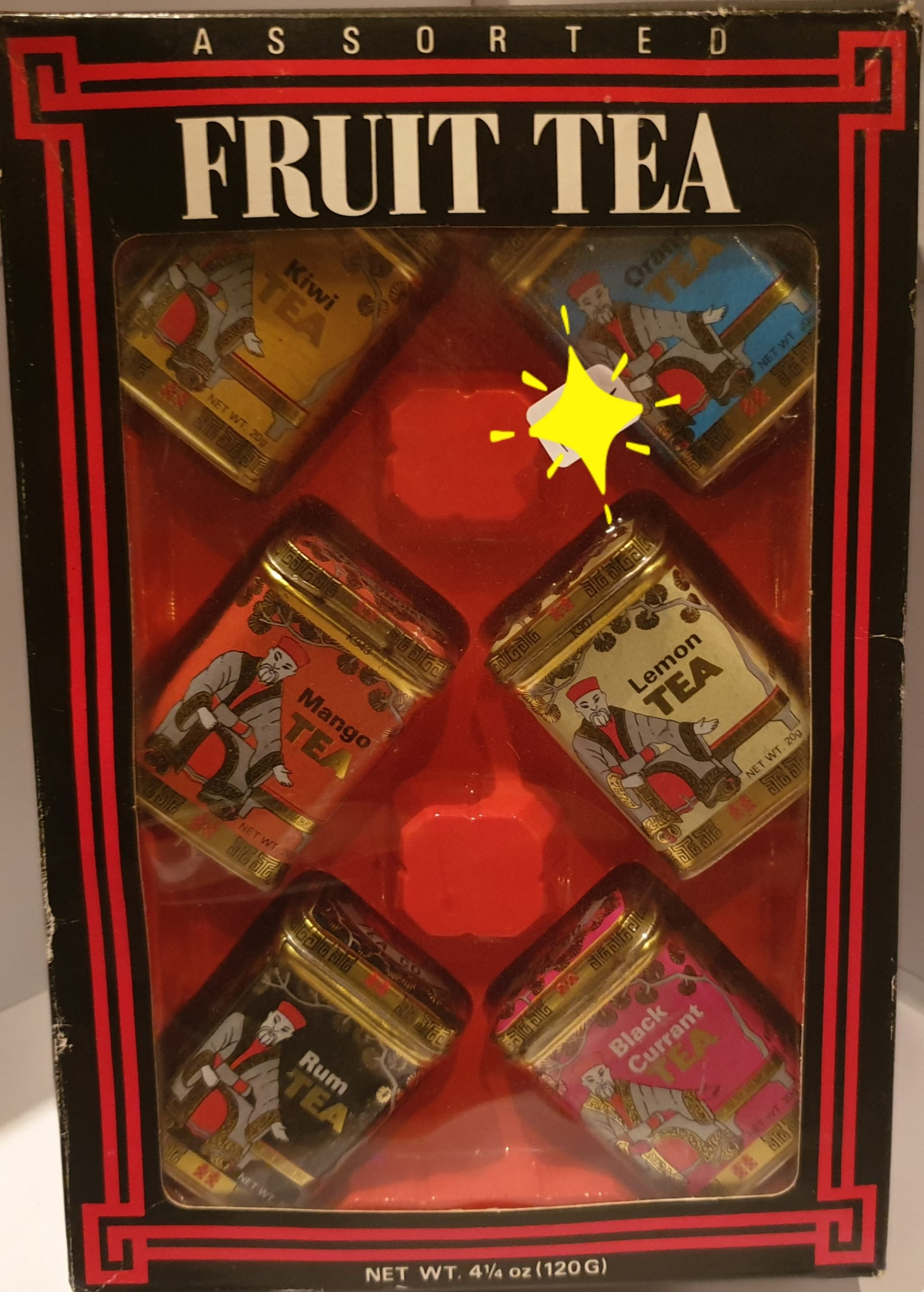 Fruit Tea (Set)