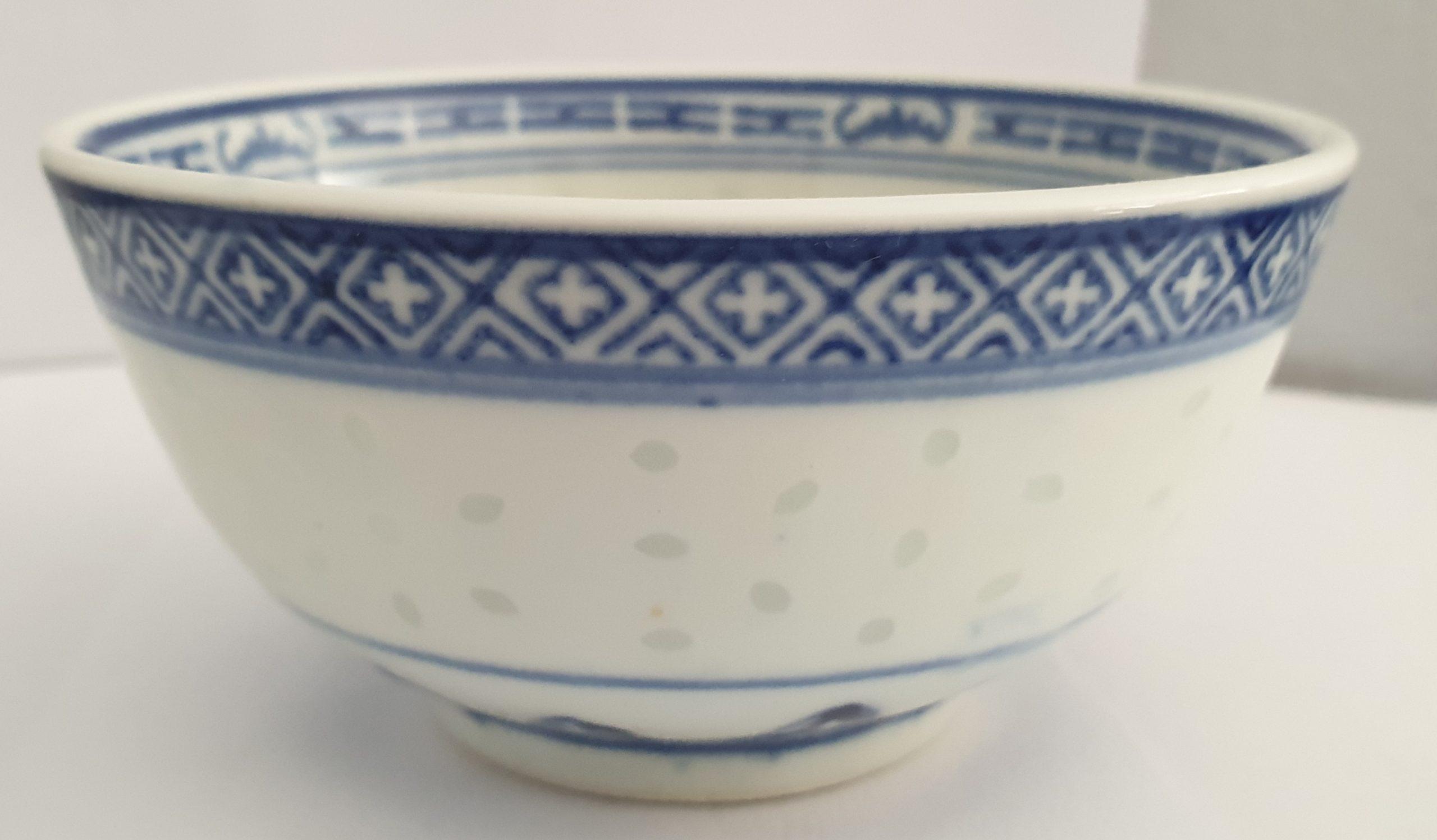 Blue Porelain Bowls