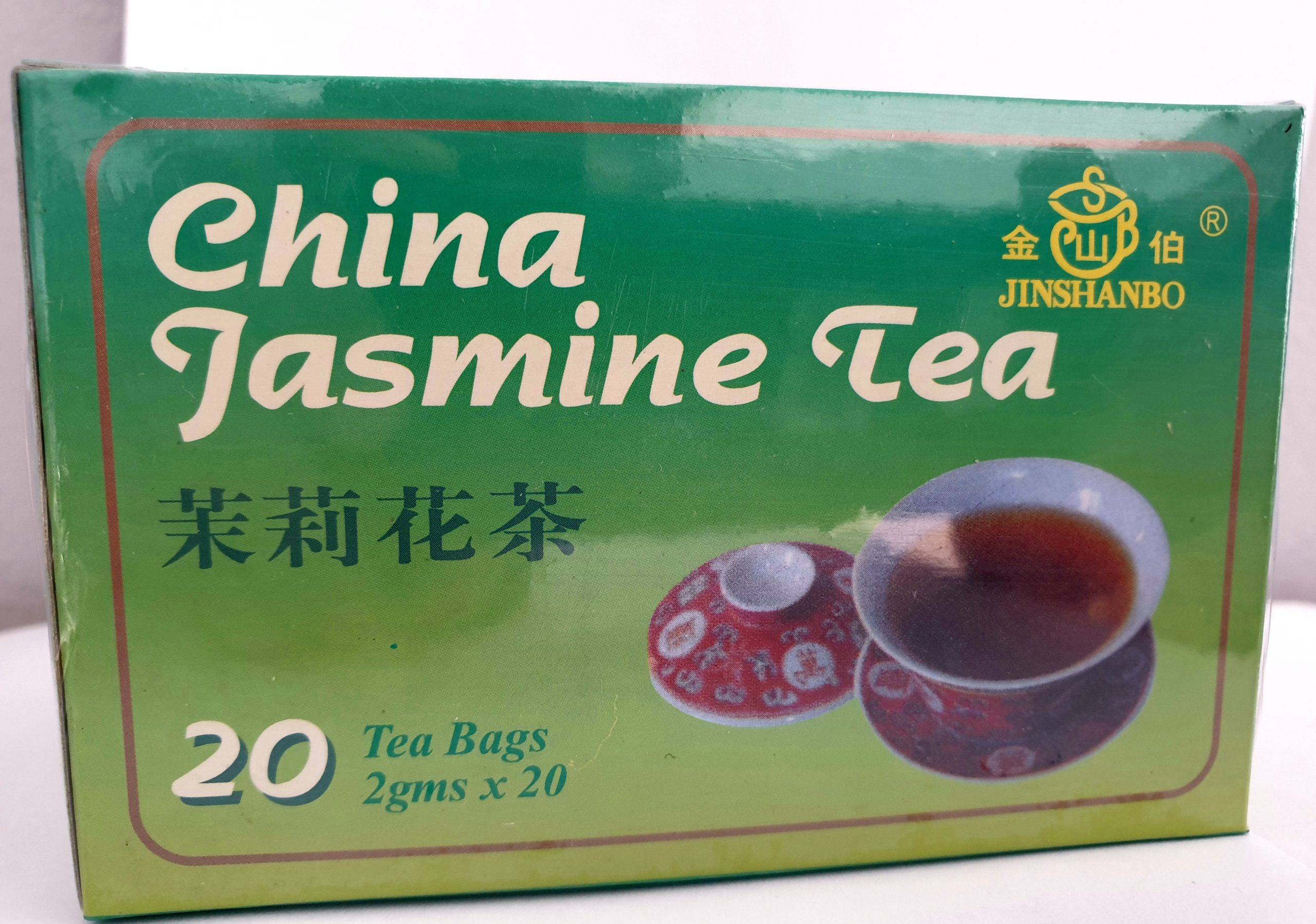 China Jasmin Tea