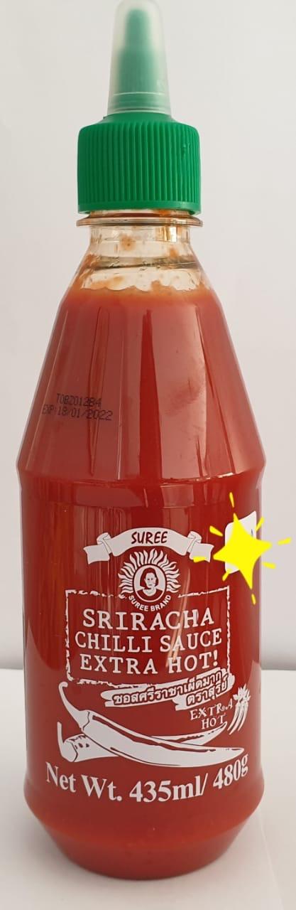 Siracha Chilli Sauce (Suree)
