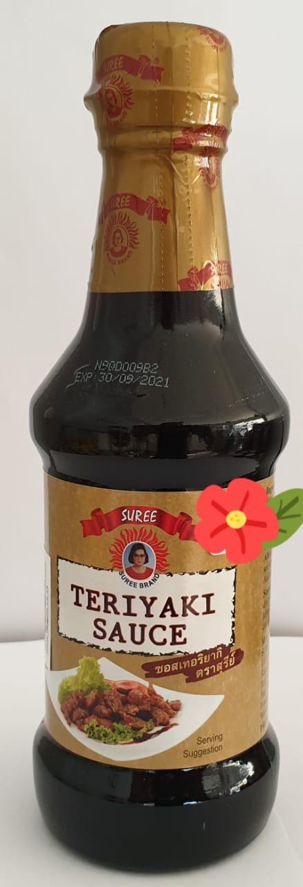 Teriyaki Sauce (Suree)