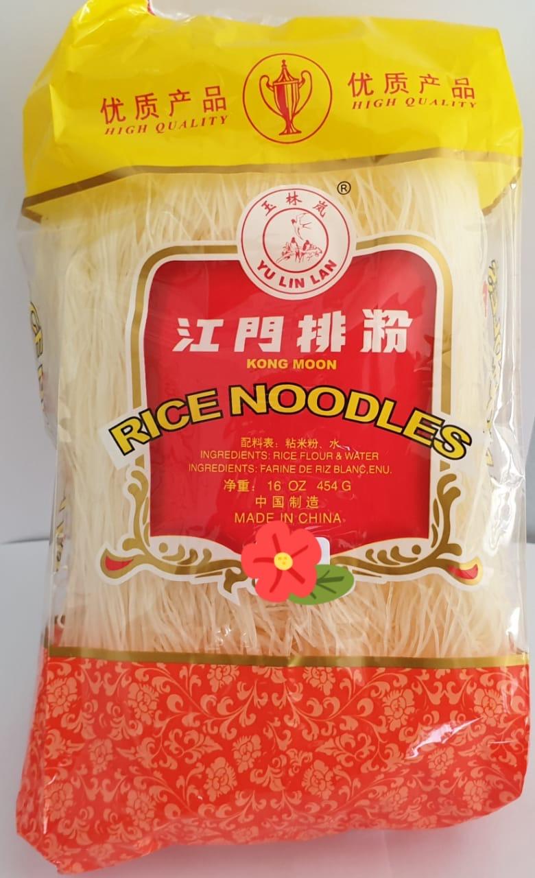 Rice Noodles ( Yu Lin Lan)