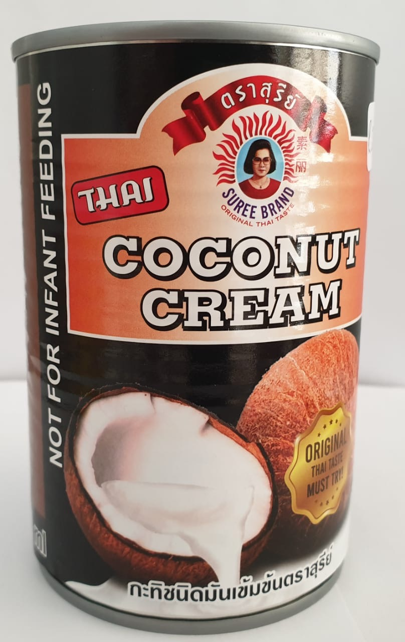 Coconut Cream (Suree)